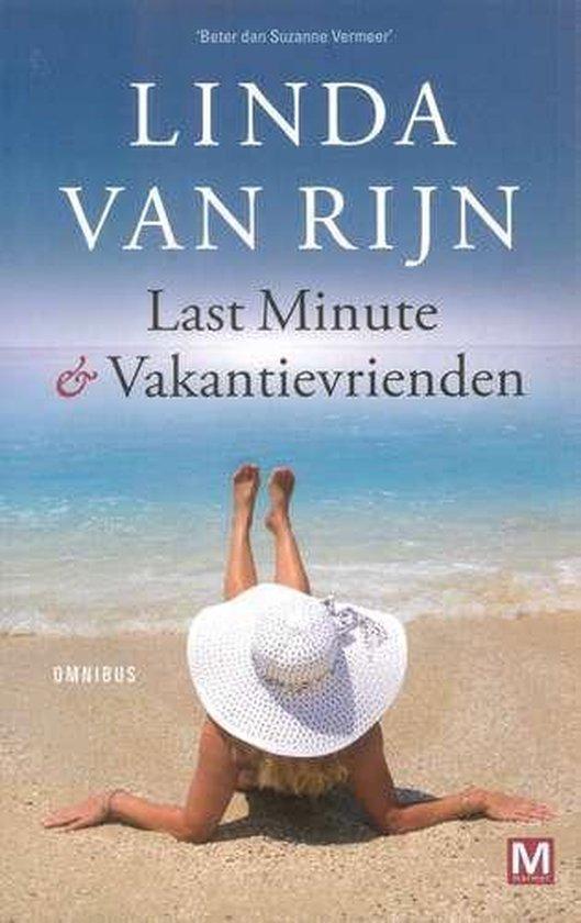 Last Minute & Vakantievrienden - Omnibus - Linda van Rijn | Fthsonline.com
