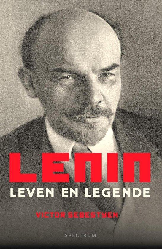 Boek cover Lenin van Victor Sebestyen (Onbekend)