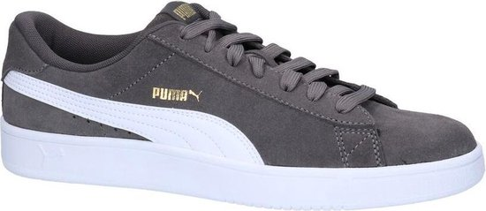 Grijze Puma Court Breaker Derby Sneakers Heren 44,5