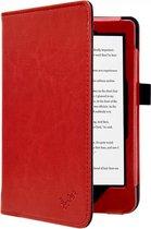 Kobo Clara Hd e-Reader Rode Premium Hoes Case, luxe SleepCover
