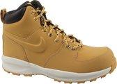 Nike Manoa Lth Gs AJ1280-700, Vrouwen, Geel, Trekkinglaarzen maat: 36.5 EU