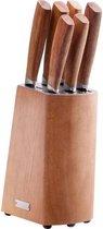 Diamant Sabatier Babiole Messenblok 6delig acacia hout