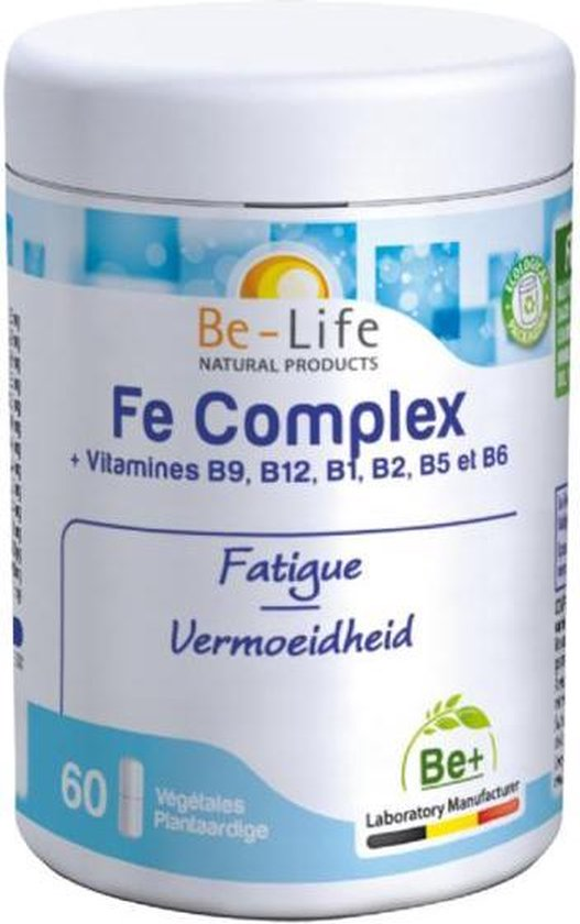 Be Life Fe Complex 60 Capsules