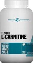 Tested L-Carnitine Tartrate 180caps