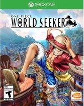 BANDAI NAMCO Entertainment One Piece World Seeker, Xbox One video-game Basis Frans