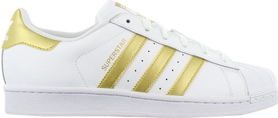 adidas originals superstar dames goud