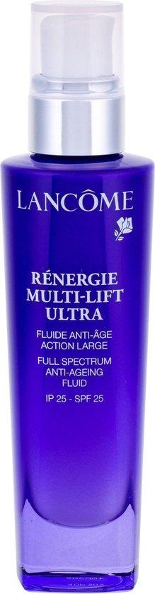 Lancôme Rénergie Multi-Lift Ultra Full Spectrum Anti-Ageing Fluid Gezichtsfluid 50 ml