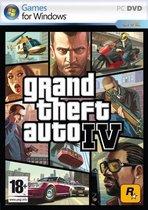 Rockstar Games Grand Theft Auto IV, PC video-game Italiaans