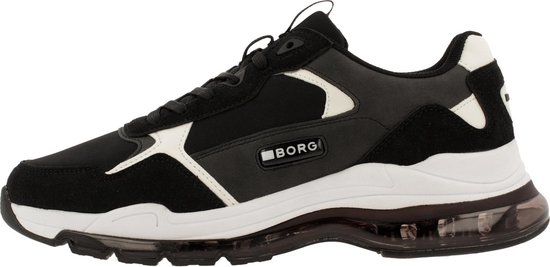 Bjorn Borg X510 Msh Sneaker Men Black-White 46