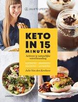 Boekomslag van 'Keto in 15 minuten'