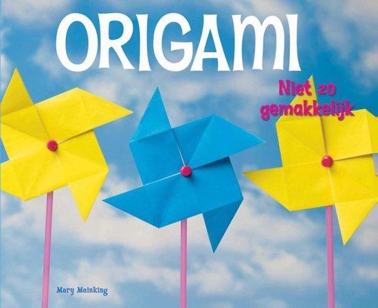 Origami 2 - Niet zo gemakkelijk - Mary Meinking |