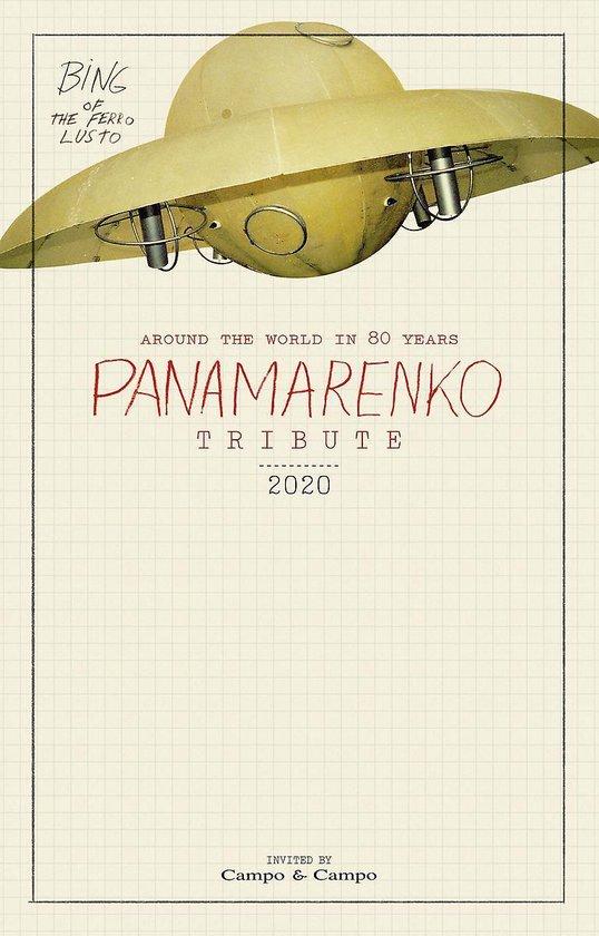 Panamarenko tribute 2020 - Hans Willemse |