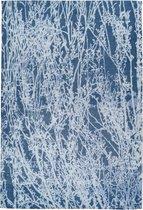 Sierra - Vloerkleed - Hemelsblauw - 150cm x 240cm