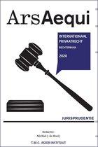 Ars Aequi Jurisprudentie - Jurisprudentie Internationaal Privaatrecht 2020