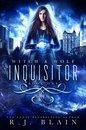 Boek cover Inquisitor van R.J. Blain