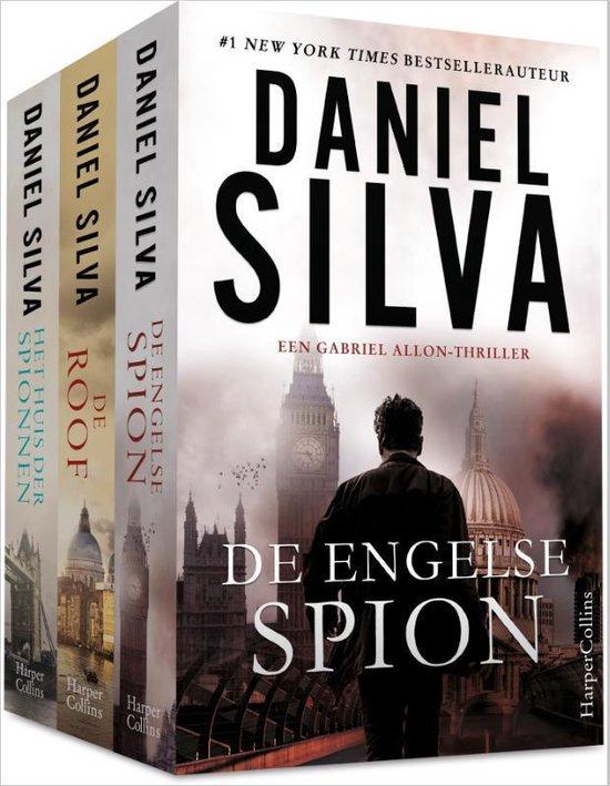Spionnenpakket - Daniel Silva |