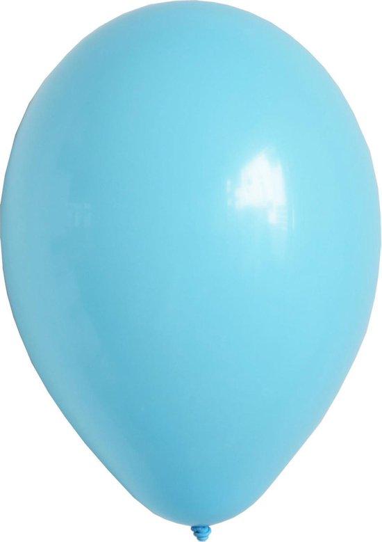 My Little Day - Ballonnen - Lichtblauw - 10 stuks - 30cm