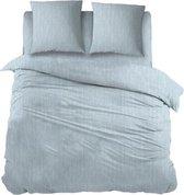 Snoozing Brigitte - Dekbedovertrek - Lits-jumeaux - 240x200/220 cm + 2 kussenslopen 65x65 cm - Blue