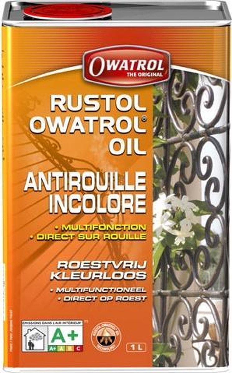 Rustol-Owatrol - Multifunctioneel antiroestmiddel - Owatrol - 1 L
