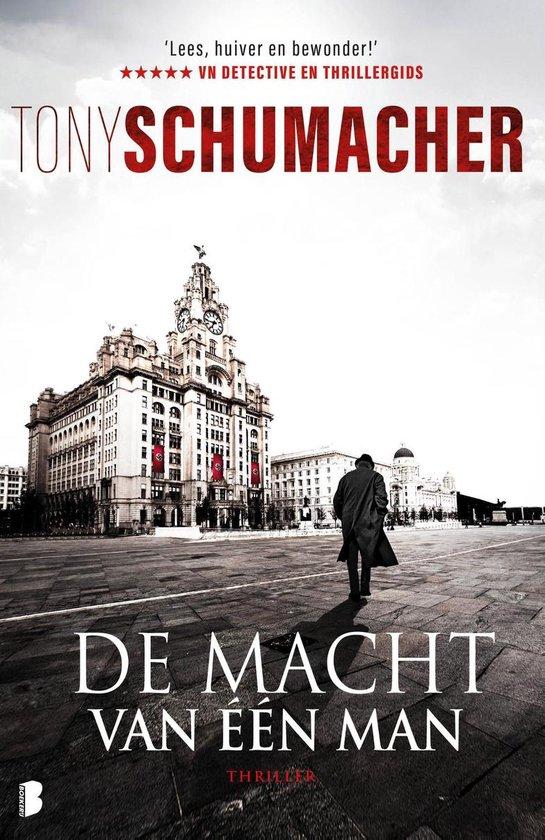 John Rossett 3 - De macht van één man - Tony Schumacher |