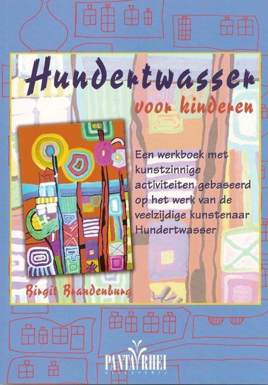Hundertwasser voor kinderen - B. Brandenburg |