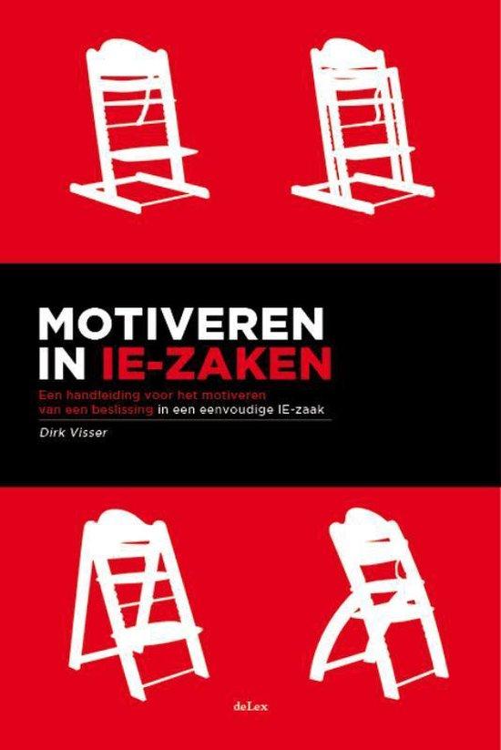 Motiveren in IE- zaken - Dirk Visser |