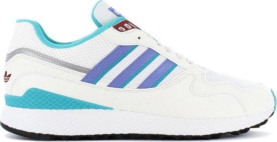 adidas Originals ULTRA TECH B37916 - Heren Sneakers Sportschoenen Schoenen  Wit - Maat EU 44 2/3 UK 10