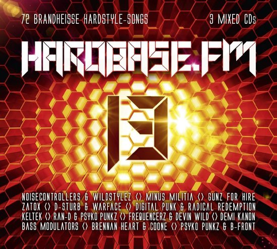 Hardbase.Fm Vol.13