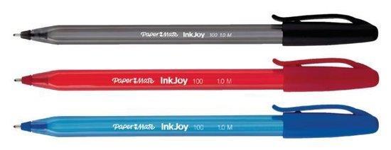 Papermate Balpen InkJoy 100 blauw