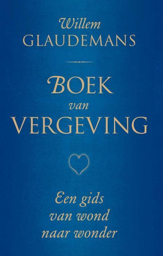 Boek van vergeving - Willem Glaudemans |