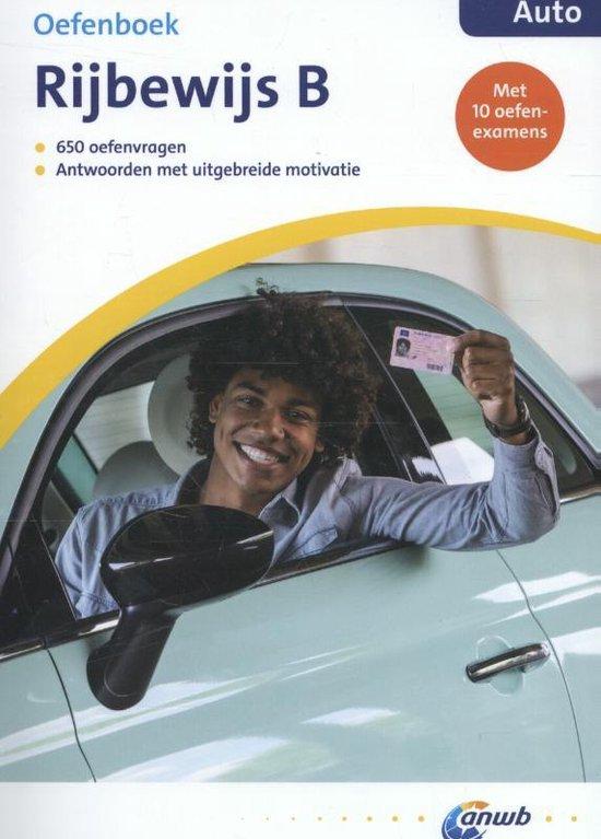 Oefenboek rijbewijs B - Auto - ANWB  