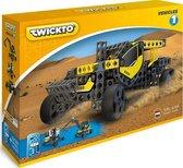 Twickto constructiespeelgoed - bouwset - voertuigen - 338 delig - Vehicles #1