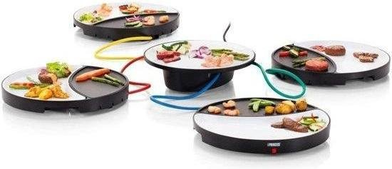 Princess 103080 - Dinner4All - Grilplaat voor 4 personen