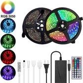 LED strip - verlichting - 5 meter - RGB - 5050 - m