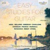 Easy Studies For Guitar, Vol. 3