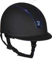 HORKA Veiligheidshelm Sparrow XS/S zwart/blauw