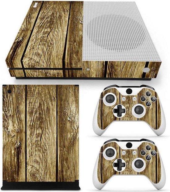 Hout – Xbox One S skin