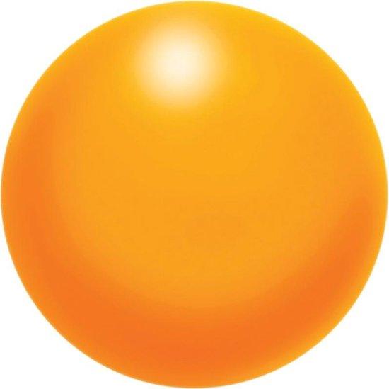 Stressbal om hand, pols of onderarm te versterken - Oranje