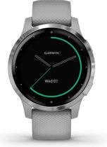 Garmin Vivoactive 4 - Smartwatch - donkergrijs/zilver