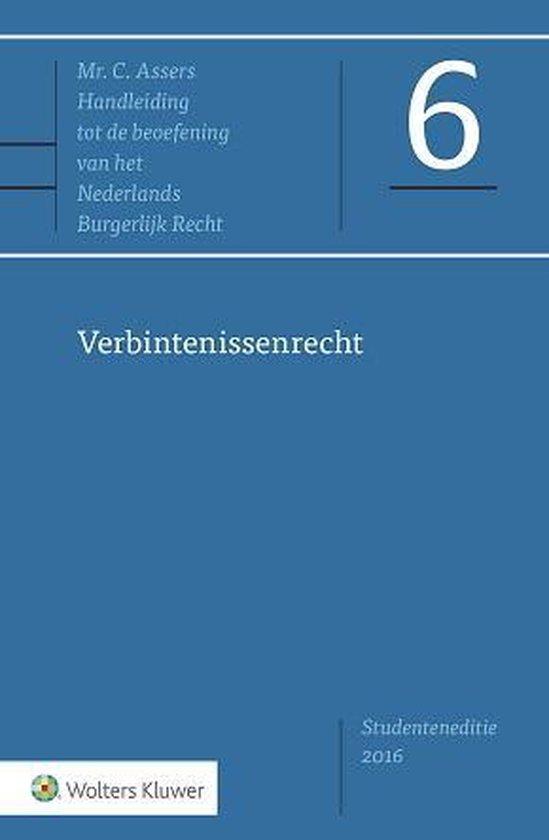 Asser serie 6 - Verbintenissenrecht - none |