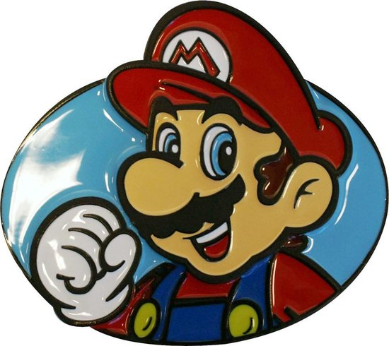 Nintendo Mario gesp