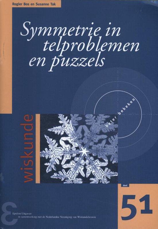Zebra-reeks 51 - Symmetrie in telproblemen en puzzels - Rogier Bos pdf epub