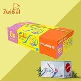 Zwitsal Sensitive Billendoekjes 8 x 63 stuks - Voordeelverpakking