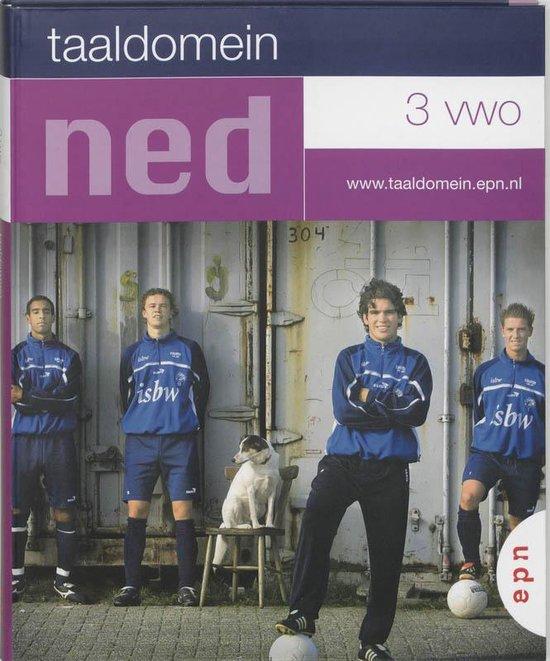 3 Vwo Taaldomein - A. Auerbach pdf epub