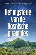 Omslag Het mysterie van de Bosnische piramides