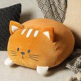 Balvi kussen kat Kitty bruin