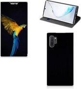Samsung Galaxy Note 10 Plus Hoesje maken Papegaai