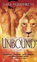 Boek cover Unbound van Sara Humphreys