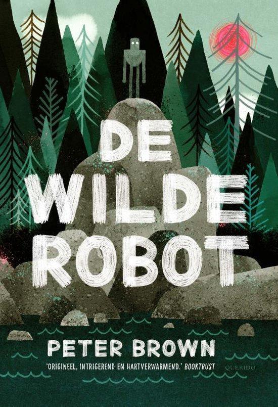 De wilde robot - Peter Brown |