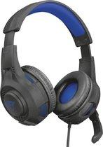Trust GXT 307B Ravu - Gaming Headset - PS4, PS5 en PC - Zwart/Blauw